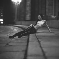 She And Her Darkness by Koshka-Black