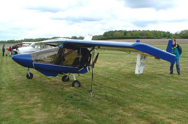CFM Shadow DD G-MZKH #aviation #aircraft #microlight #ultralight #single #piston #rotax #uk