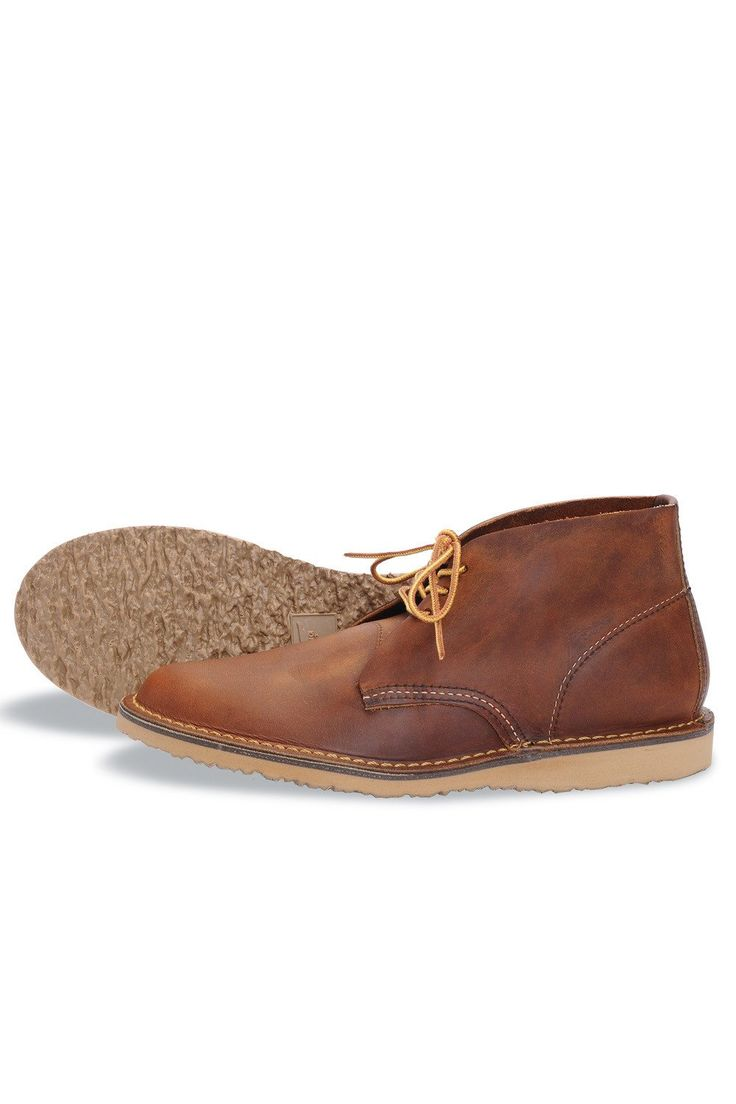 Red Wing Shoes® - Weekender Chukka Boot Copper Rough & Tough Leather (R3322)