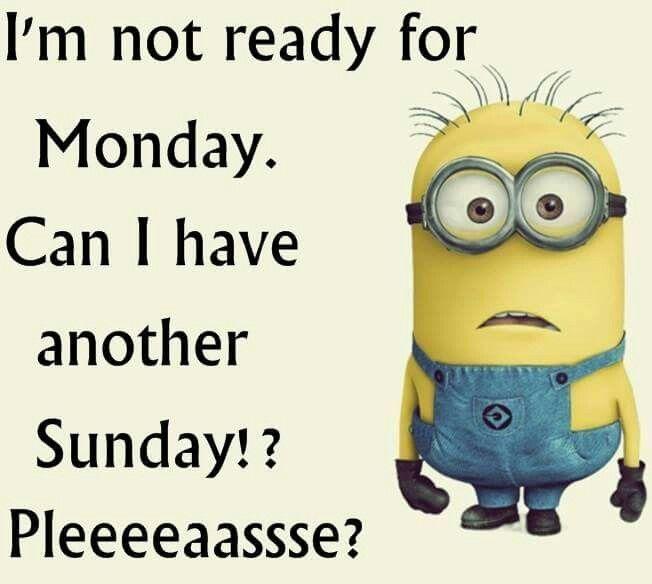Minion Monday Quotes: 237 Best SUNDAY Images On Pinterest
