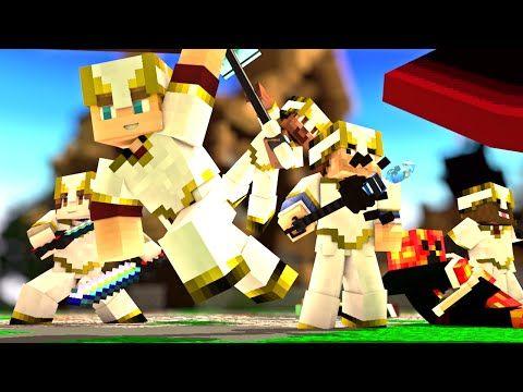 "Minecraft Song ♪ ""Mobs Can't Handle Us"" a Minecraft CrazyCraft Parody (Minecraft Animation) - YouTube"
