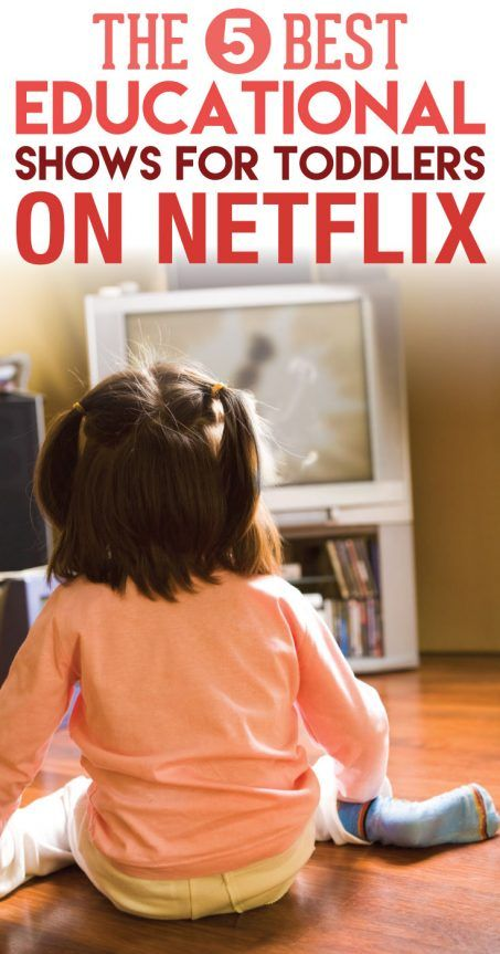 Educational Toddler Shows on Netflix | Do you find yourself about ready to lose your mind with a hyper toddler and a fussy baby on your hip counting the seconds before your husband walks through the door? Take a deep breath and then check out this fantastic list!