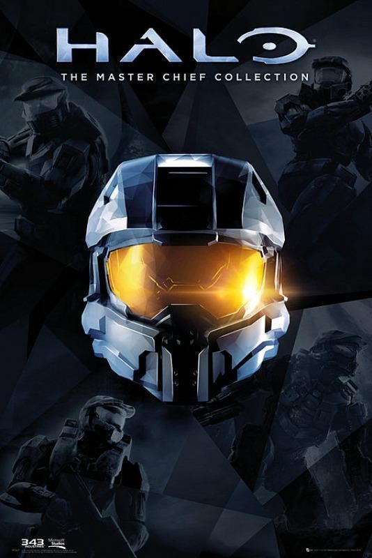 Halo Master Chief Collection - Maxi Poster 61cm x 91.5cm new and sealed