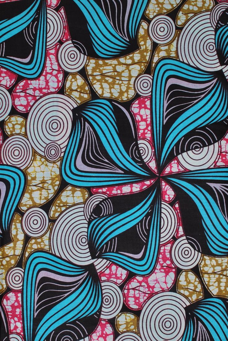 African Fabric House 038-16