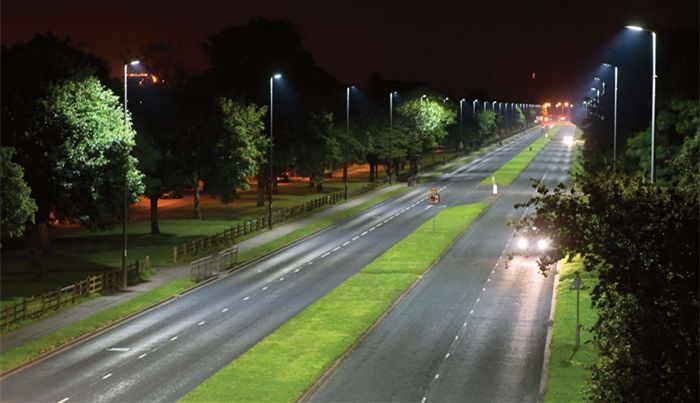 LED Street Lights Modification Project in Canberra AustralianRoad lighting - Shenzhen Lepower Opto Electronics Corp.,Ltd.