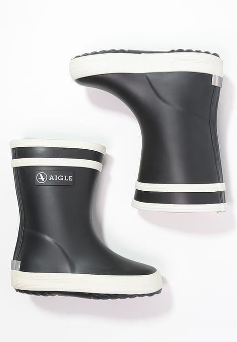 Chaussures Aigle FLAC - Bottes en caoutchouc - marine bleu foncé: 17,50 € chez Zalando (au 01/11/16). Livraison et retours gratuits et service client gratuit au 0800 915 207.