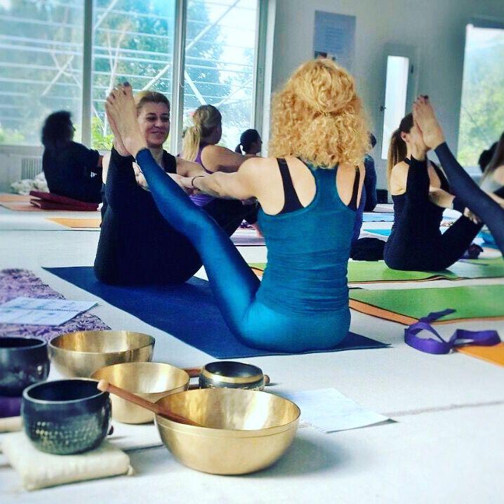 Xenia Dova - yoga