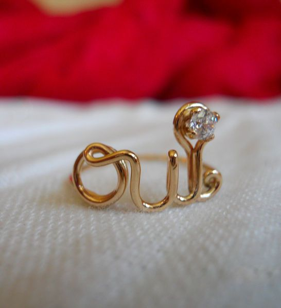 Oui Ring by Demi Corbett : Wantist