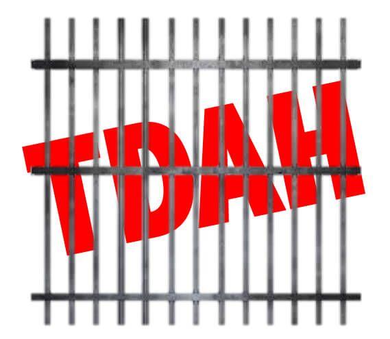 Le TDAH, ce n'est pas Alcatraz !