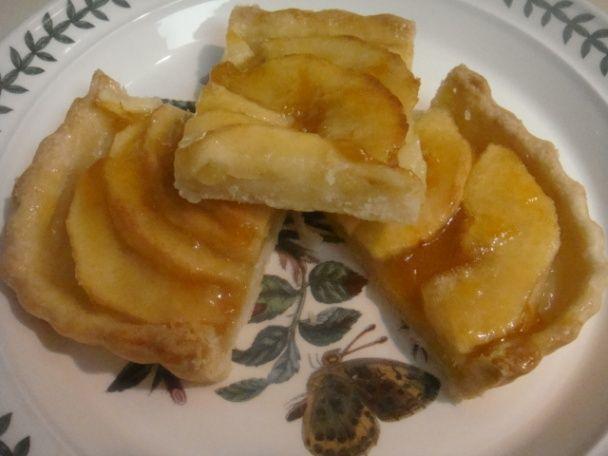 Apple tart (fotorecept) - obrázok 11