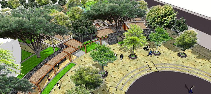 Landscape Architectural Services of HKS Consultants....