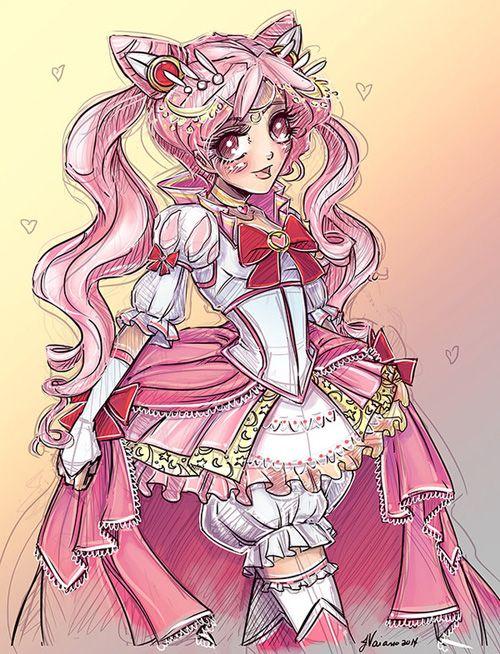 Sailor Moon Redesigns   Nerd Da Hora