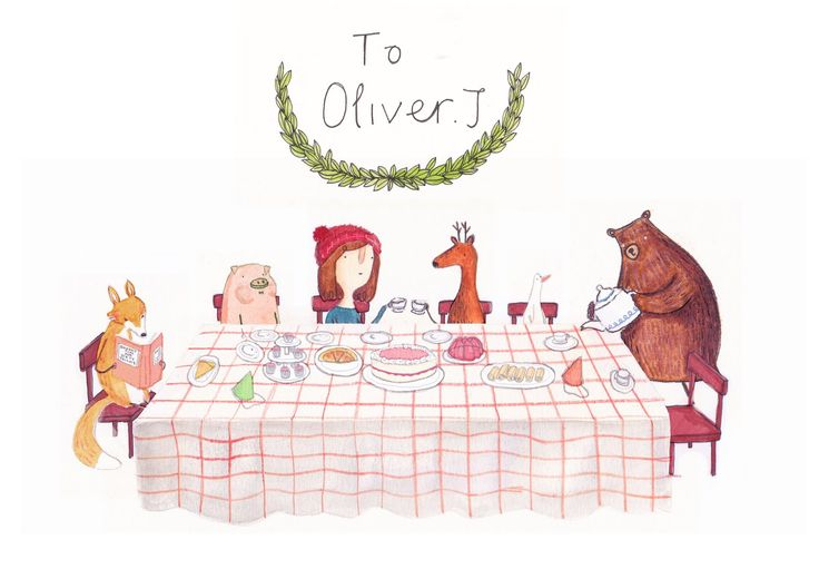 Featured Storyteller : Oliver Jeffers by Mister Bumbles Interactive