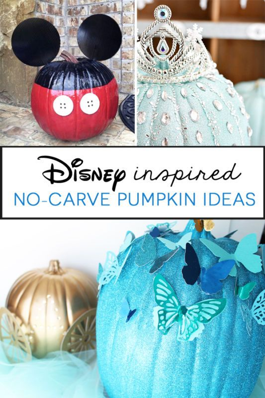 Pumpkin decorating is such a big part of Halloween, but if you want your pumpkin décor to stay relevant for the rest of fall, your best bet is to avoid the classic Jack and instead go for one of these no-carve ideas. Not only are the designs timeless, but not cutting up the pumpkin will also mean more time to enjoy it! Pick a theme that the kids will love, like Mickey Mouse, or Frozen, get out your paint and crafting supplies, and then go over to eBay for more no-carve pumpkin ideas.