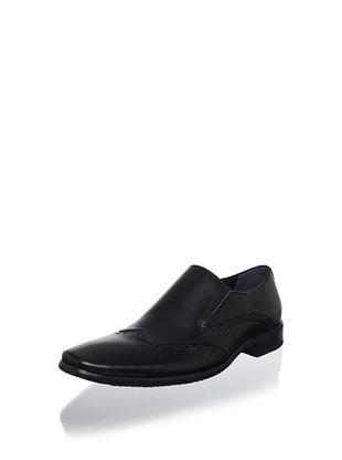 Steve Madden Men's Premire Slip-On (Black)