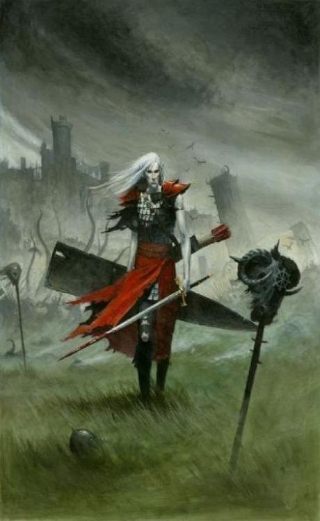 Paul Dainton - Warhammer - Gilead Lothain