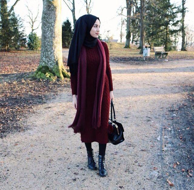 Asiyemx #hijabfashion