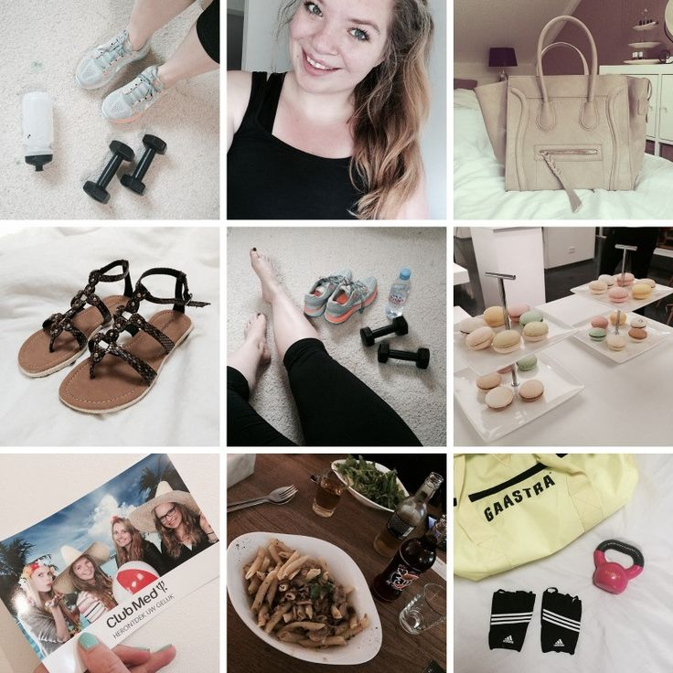 Photo Diary #61 – Indoor skydiven, Céline tas winnen en kettlebells