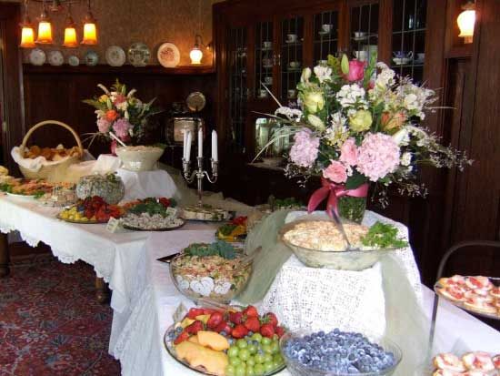 Catering For A Wedding 49