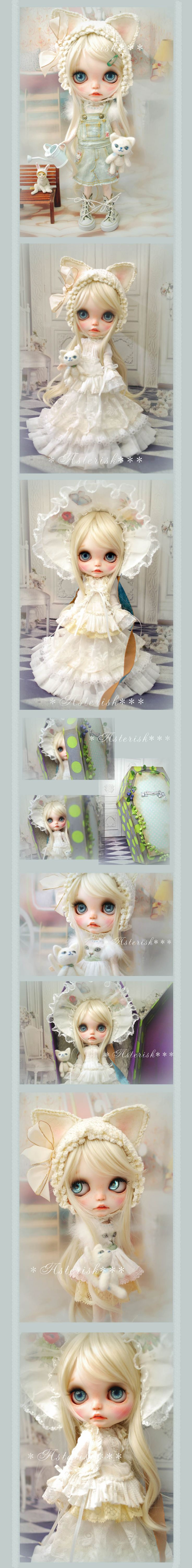 *カスタム ブライス The Secret of a White Cat-Asterisk*** - ヤフオク!