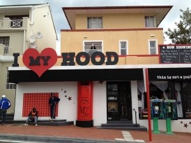 Look out for us on 114 Kloof street,Cape town, South Africa. Madame Zingara's party retail store: This is not a Post Office...
