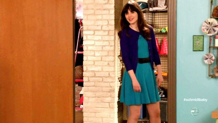 Zooey Deschanel Photos Photos - Jess (Zooey Deschanel) babysits Russell's (Dermot Mulroney) pre-teen daughter for the weekend and meets his ex-wife (Jeanne Tripplehorn). Then, Schmidt (Max Greenfield) and Cece (Hannah Simone) panic when they think she's pregnant. - New Girl – Season 1, Episode 21