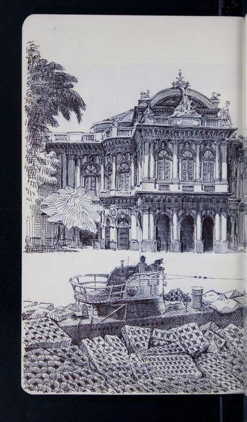 Bogdan Lupescu, 2011 Sketchbook project