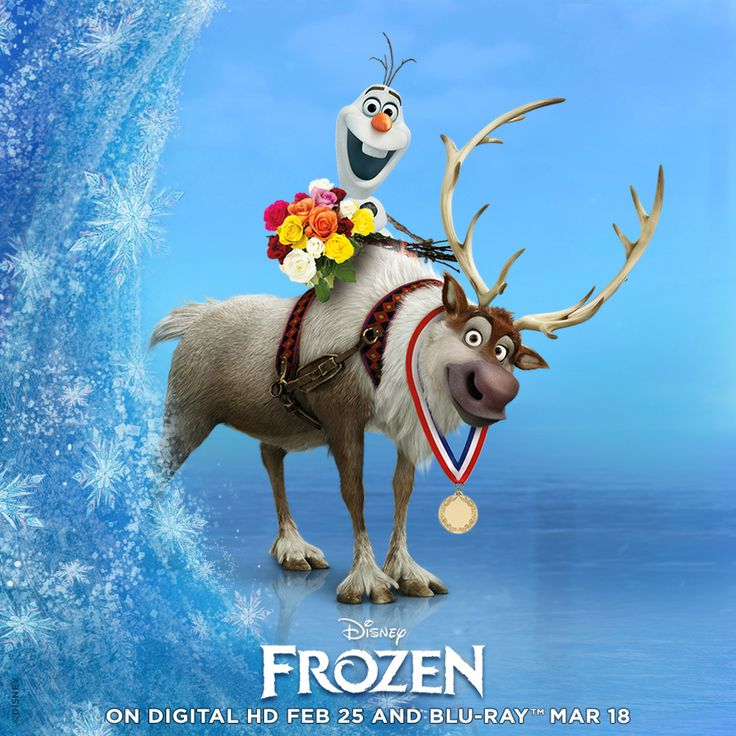 1000+ images about I Luv Olaf ~ And Sven (Disney's Frozen ...