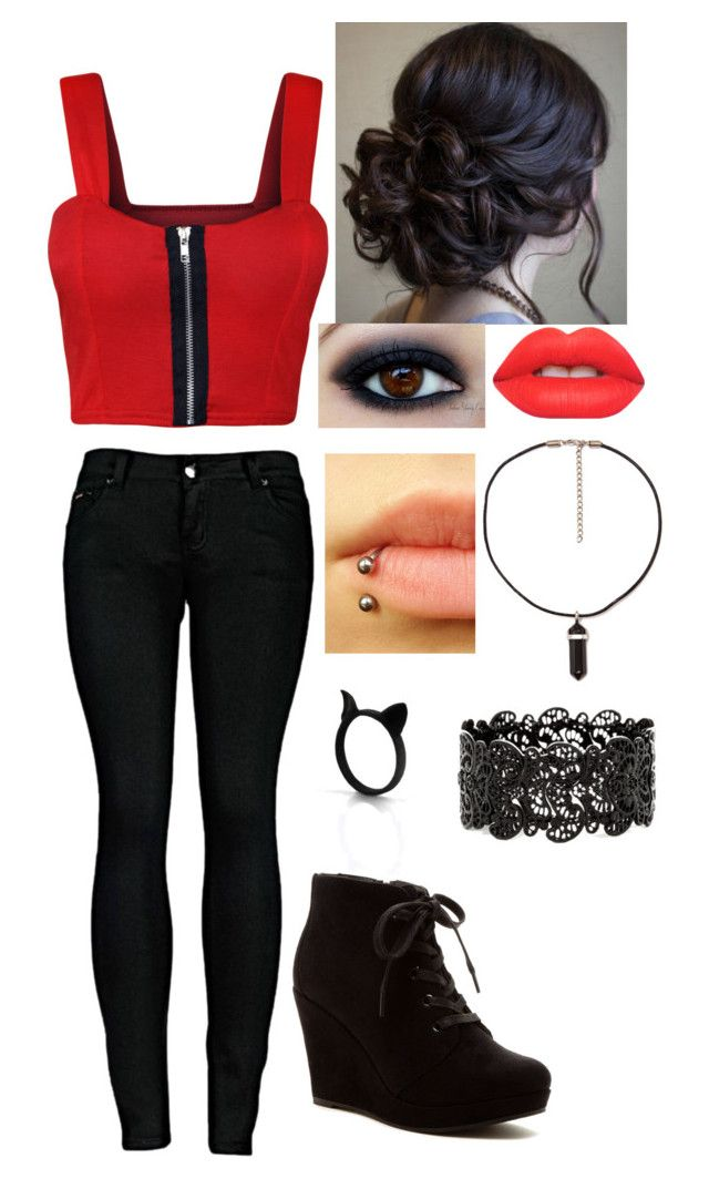 """Untitled #60"" by weird-fangirl on Polyvore"