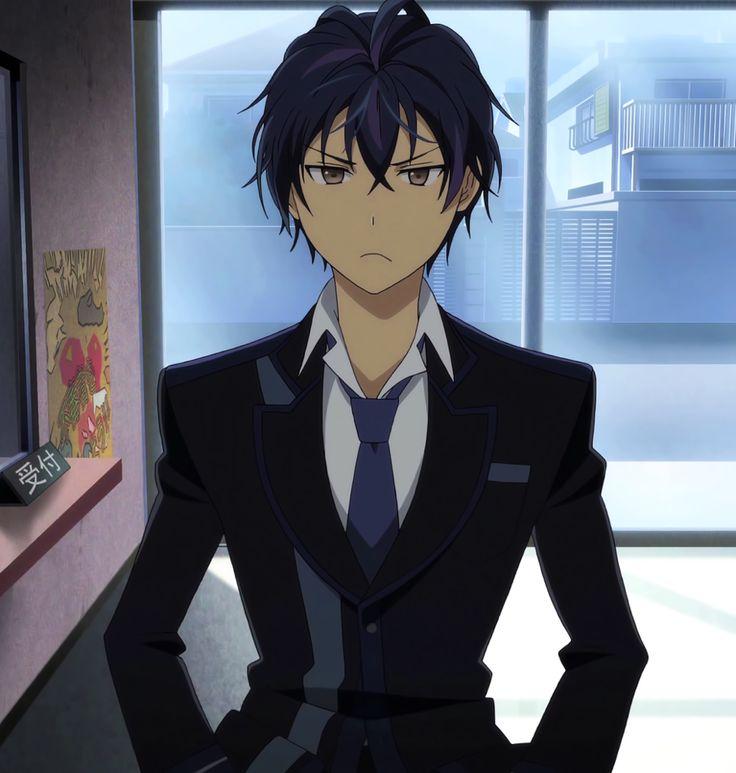 Rentaro Satomi | Black Bullet | ♤ Anime ♤