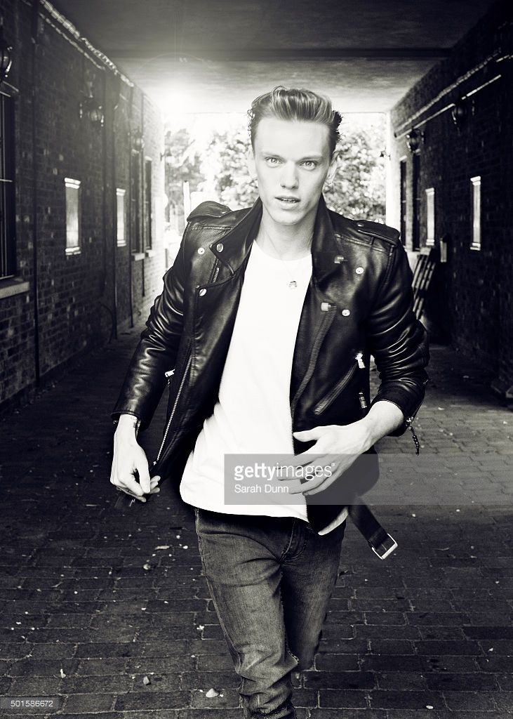 Actor and member of punk rock band Counterfeit, <a gi-track='captionPersonalityLinkClicked' href=/galleries/search?phrase=Jamie+Campbell+Bower&family=editorial&specificpeople=4586724 ng-click='$event.stopPropagation()'>Jamie Campbell Bower</a> is photographed for Fault magazine on July 27, 2015 in London, England.