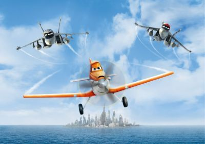 Fototapet Disney Planes Dusty