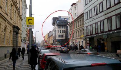 Tuto budovu bych pro podnikání nedoporučil