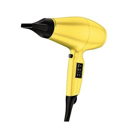 Conair 465 Infiniti Pro Compact Dryer Yellow Compact Dryer Hair Dryer Travel Hairstyles