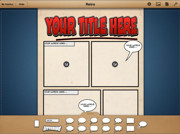 apps for writing on ipad