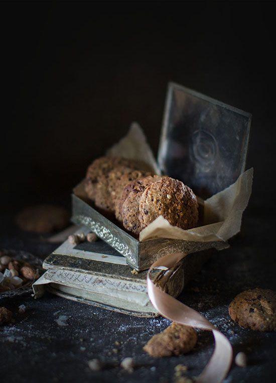 Biscotti di Ceci e Cioccolato