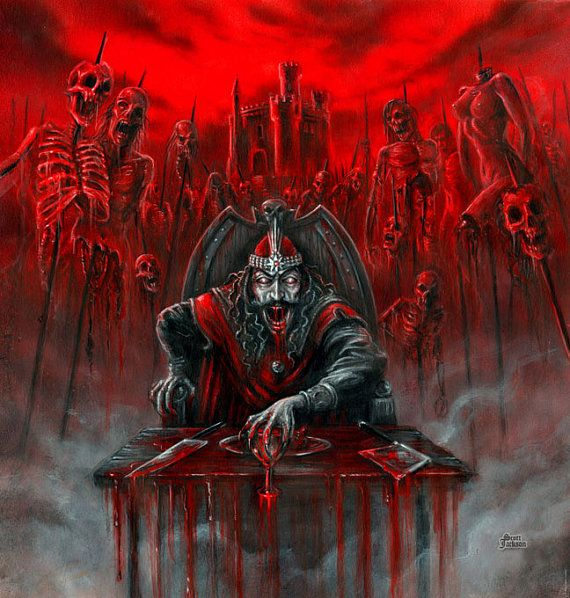 Can of Mystery: The True Dracula: Vlad the Impaler