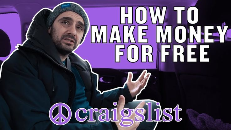 """How to ACTUALLY Make Money for Free   The Craigslist """"Free"""" Section #wysseoagency"""