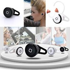 Boutique Smallest Bluetooth Headset Earphone For Cell Phone iphone Samsung HTC