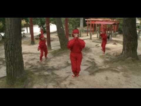 Is this man Japan's last true ninja?