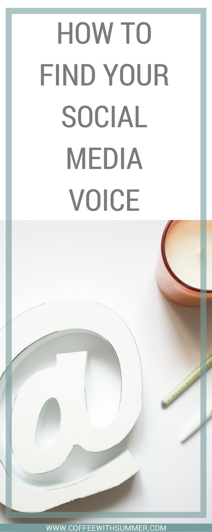 How To Find Your Social Media Voice (6 Tips!) | Coffee With Summer