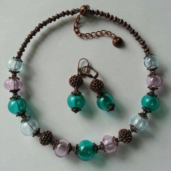 Bellino Gingillo - jewelry - necklace and earlings