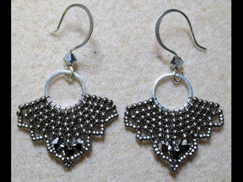 Fly by Night Earrings - YouTube