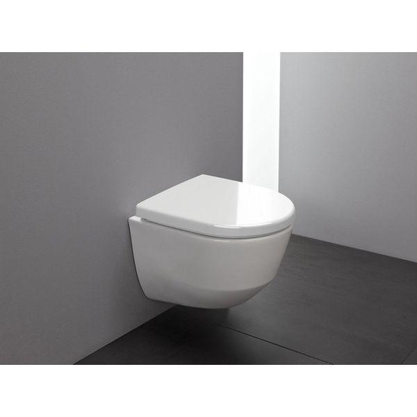 8209650000001 Laufen  Laufen Pro-S Compact Vegghengt toalett 360x490 mm. Uten skyllekant
