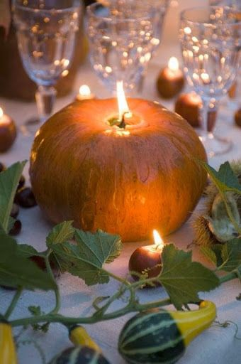 Autumn entertaining: