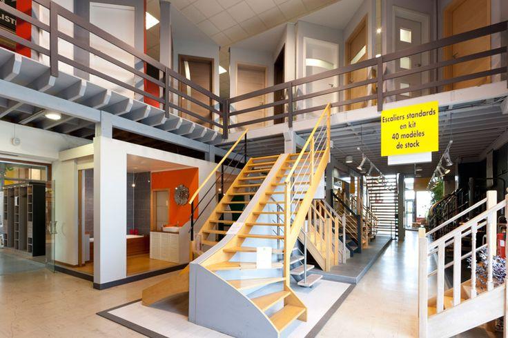 Showroom portes & escaliers  - Gosselies