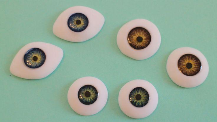 В этом видео мастер-классе вы узнаете как самостоятельно изготовить глаза для кукол из полимерной глины и эпоксидной смолы. Если у вас возникли вопросы, зада...