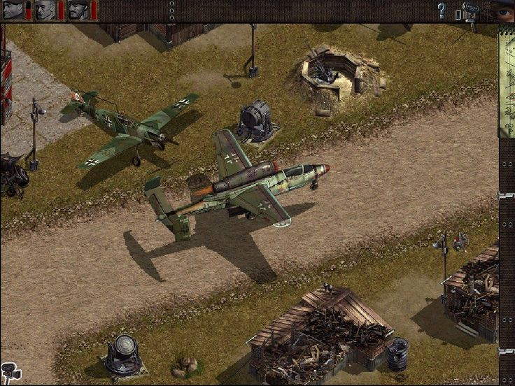 Commandos 2 Beyond the Call of Duty Game Sreenshots