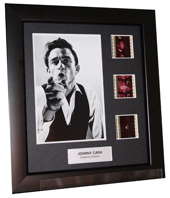 Greenlight Memorabilia Works Store - Johnny Cash (2) - 3 Cell Display, $88.60 (http://www.greenlightmemorabiliashop.com/johnny-cash-2-3-cell-display/)