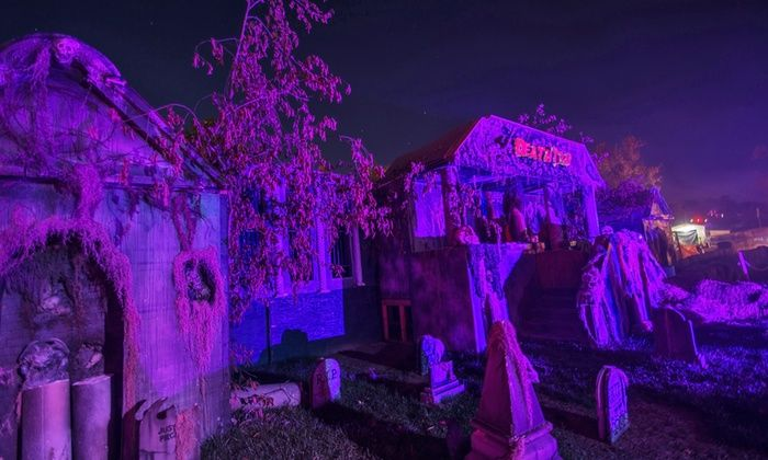 Haunted Hayride for One or Two - Field of Horrors | Groupon